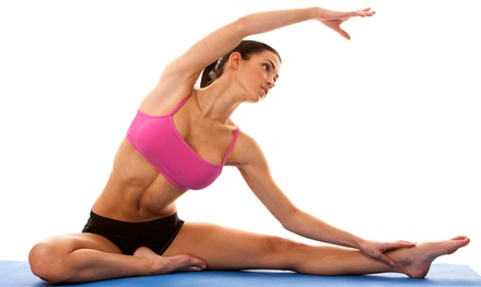 One Month of Unlimited Yoga Classes for One or Two People at Kosama (Up to 62% Off)