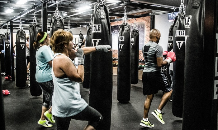 Title Boxing-dale Mabry - Carrollwood: $23 for $90 Worth of Boxing Lessons — Title Boxing Club