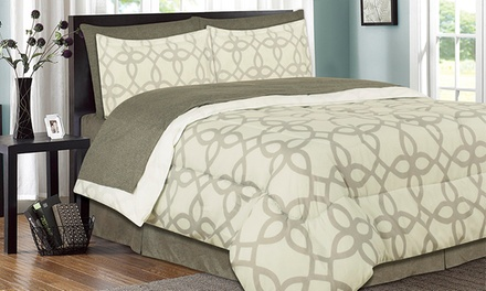 Mendo Comforter Ensemble (8-Pieces)