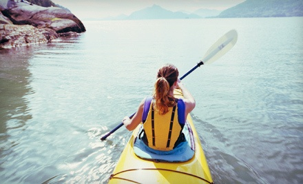 3-Hour Guided Kayak Tour of Point Doughty - Outer Island Expeditions in Eastsound