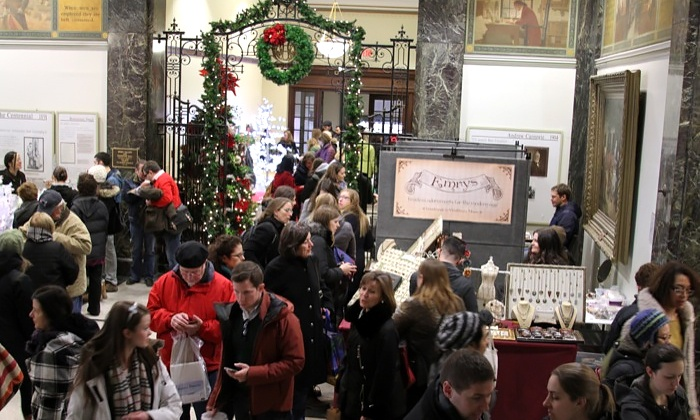 Sowa Holiday Market - South End: Regular Shopping Admission at Sowa Holiday Market (Up to 40% Off). Two Options Available.
