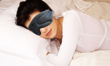 SleepTunez Music and Sleep Mask with Bluetooth