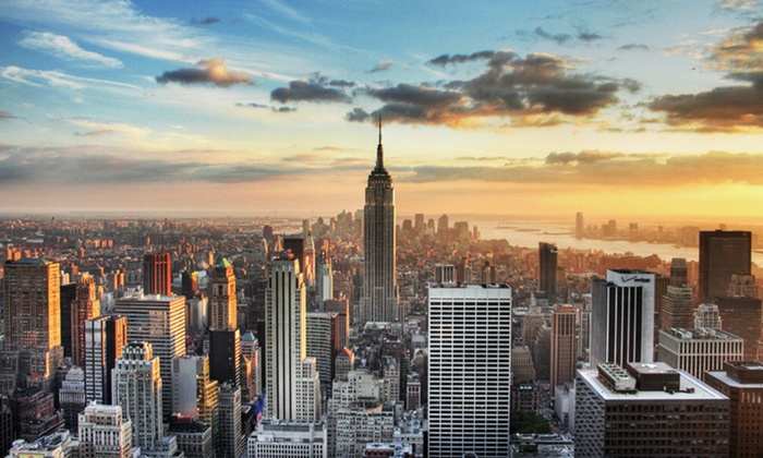 Looping NY - Looping NY: New York City Attractions Package for One, Two, or Four from Looping NY (Up to 48% Off)
