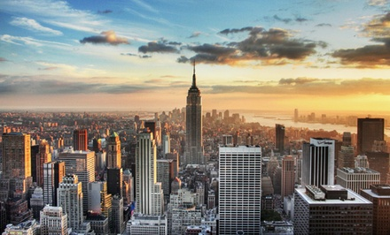 ✈USA: 8 Nights in Standard Room with Flights and Accomodation in New York, Las Vegas and Los Angeles*