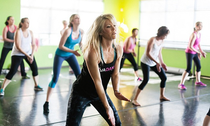 DIVA Dance Fitness - Eagle: Five One-Hour Dance Exercise Classes or One Month of Unlimited Classes at DIVA Dance Fitness (Up to 57% Off)