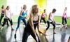 Shine Dance Fitness - Old - Eagle: Five One-Hour Dance Exercise Classes or One Month of Unlimited Classes at DIVA Dance Fitness (Up to 57% Off)