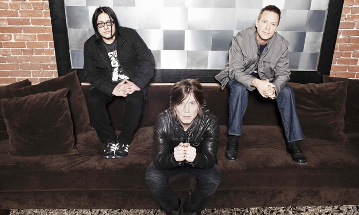 Goo Goo Dolls - House of Blues Sunset Strip: $199 for Goo Goo Dolls NYE Concert for Two at House of Blues Los Angeles on December 31 (Up to $288 Value)