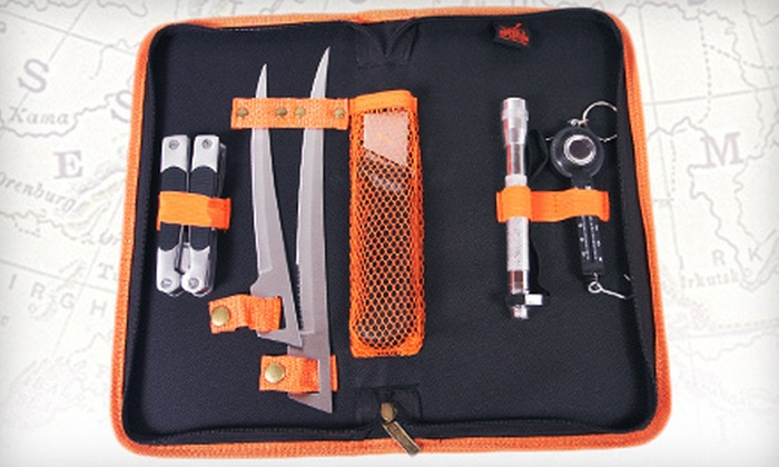 Expedition.com: Tools and Outdoor, Camping, and Traveling Gear from Expedition.com (Up to 57% Off). Three Options Available.
