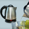 Chefman 1.5L Brushed Stainless Steel Electric Kettle