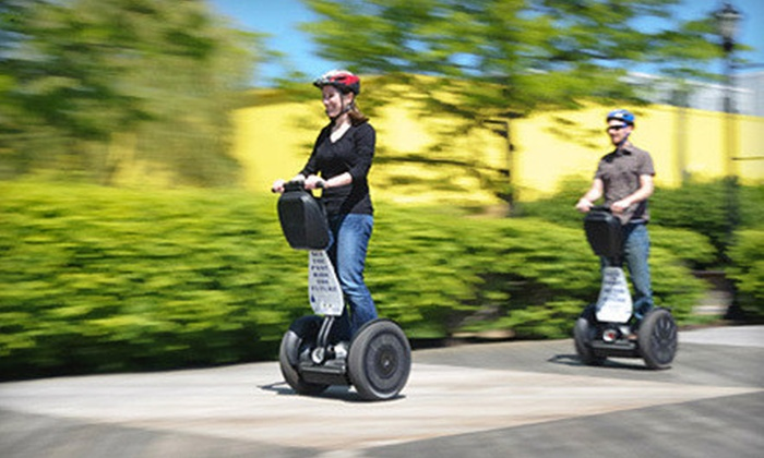 SegZone Tours - Washington DC: One- or Two-Hour Segway Rental or Tour of Historic Annapolis from SegZone Tours (51% Off)