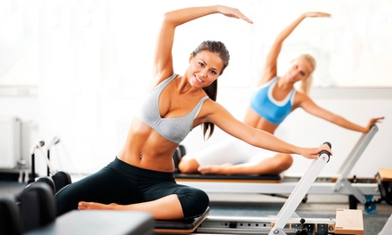 4, 8, or 12 Group Pilates Classes, or Pole Pilates Class at Pilates For Life (Up to 85% Off)