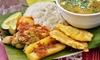Up to 50% Off Colombian Cuisine