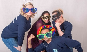 Snap That Photo Ltd.: Two-, Three- or Four-Hour Photobooth Hire at Snap That Photo (Up to 60% Off)