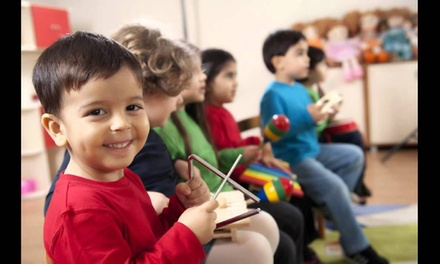 $24 for $40 Worth of Acting Classes  Music for the Littles