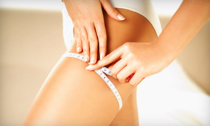 Back to Health  - Multiple Locations: $249 for Three Laser Body-Contouring Treatments at Back to Health in Greenwood ($660 Value)