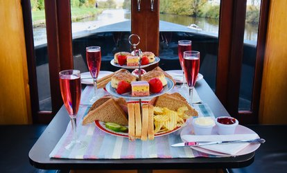 image for Afternoon Tea Cruise for Up to Two at Lancashire Canal Cruises (Up to 57% Off)