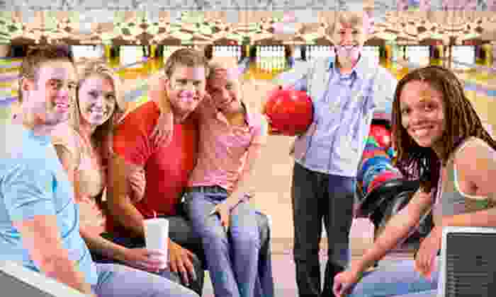 Enterprise Park Lanes - Springfield: Two-Game Bowling Package for Two or Five at Enterprise Park Lanes (Up to 57% Off)