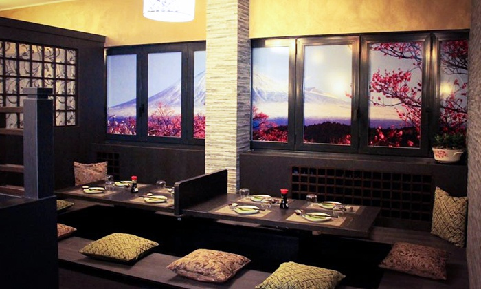 Ufficio Moderno Sas Merate : Fuji japanese restaurant merate lecco groupon