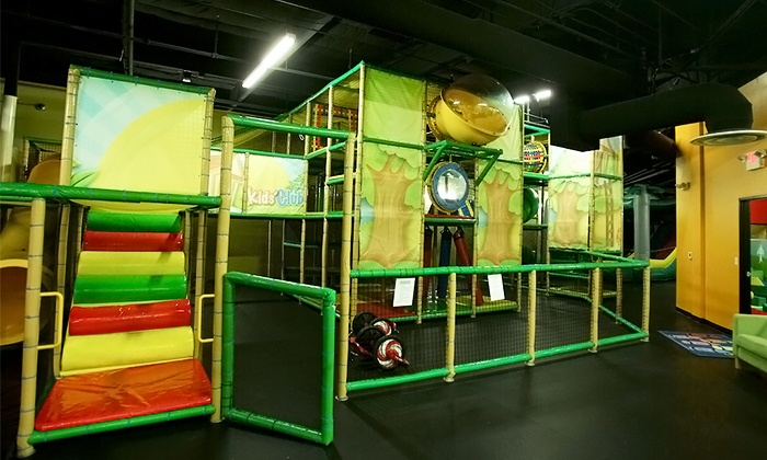 Kids Club - Northwest Area: Up to 25% Off kids play at Kids Club