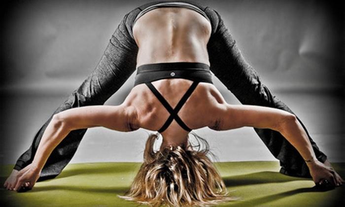 Marbles Yoga Studio - Marina Villa: 10 or 20 Classes at Marbles Yoga Studio (Up to 80% Off)