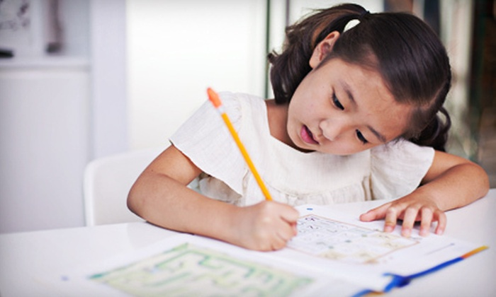 Enopi/Eye Level Learning Center - Multiple Locations: Four or Eight Tutoring Sessions for Ages 3–13 at Enopi/Eye Level Learning Center (Up to 63% Off)