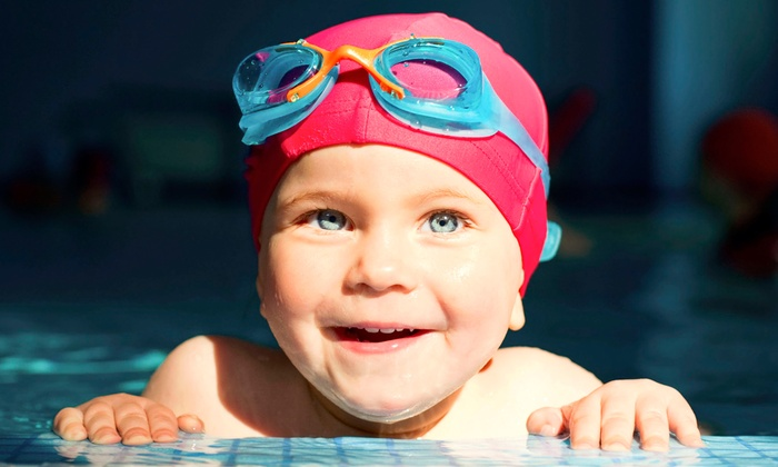 K.I.S.S. Swim - Multiple Locations: Six or Nine K.I.S.S. Swim Program lessons, taught by an K.I.S.S. SwimInfant Aquatics instructor (50% Off)