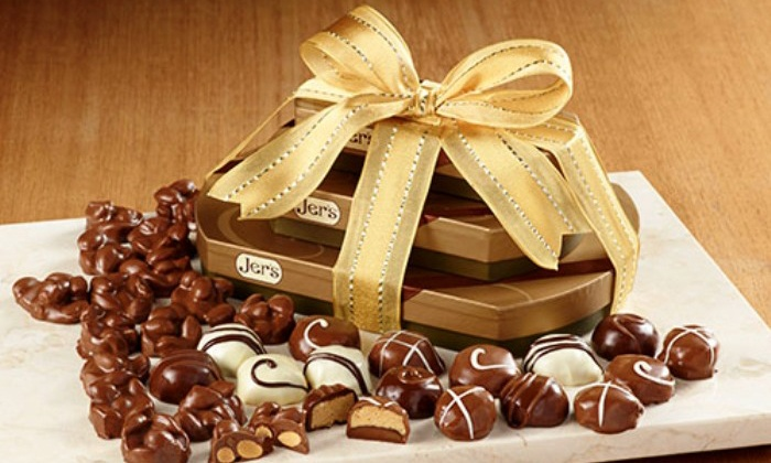 Jer's Chocolates - Solana Beach: Chocolates, Candy, and Confections at Jer's Chocolates (Up to 45% Off)