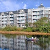 Stay at Rivertide Suites Hotel in Seaside, OR