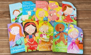 Fairytale Storybook 10-Book Set