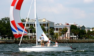 Introductory Sailing Lesson For Two Or Four At Ocean Sailing Academy (up To 58% Off)