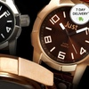 Just Leather Watches for Men and Women