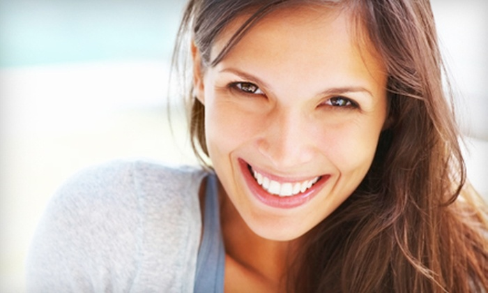 Midtown General & Cosmetic Dentistry - Charlotte: Dental Exam, Cleaning, and X-rays; Zoom Teeth Whitening; or Both at Midtown General & Cosmetic Dentistry (Up to 77% Off)