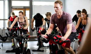 1 Month Unlimited Or 5 Or 10 Cycling And/or Hiit Classes At Lavation (up To 73% Off)