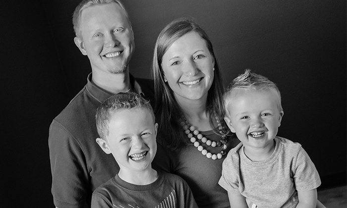 Jamie Jansen Photography - Plain: $79 for Family Portrait Session with Prints at Jamie Jansen Photography ($535 Value)