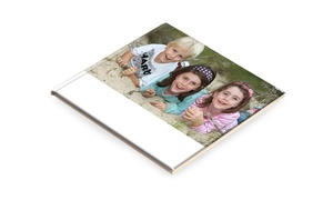 Burblepix: Burblepix A4 Hard Covered Coffee Table Photobook for R239 (50% Off)