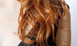 Hair Glam Inc @ Sola Salon: Haircut, Highlights, and Style from Hair Glam Inc @ Sola Salon (63% Off)
