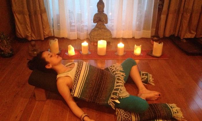 Ho-Ho-Kus Yoga - Ho-Ho-Kus: Four Weeks of Unlimited Yoga Classes at Ho-Ho-Kus Yoga (76% Off)