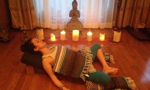 Four Weeks Of Unlimited Yoga Classes At Ho-ho-kus Yoga (76% Off)