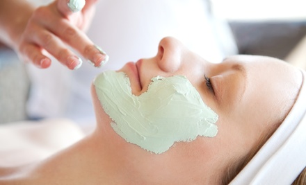 Facials and Eye Treatments at Beauty Works Salon and Retail Center (Up to 55% Off). Three Options Available.