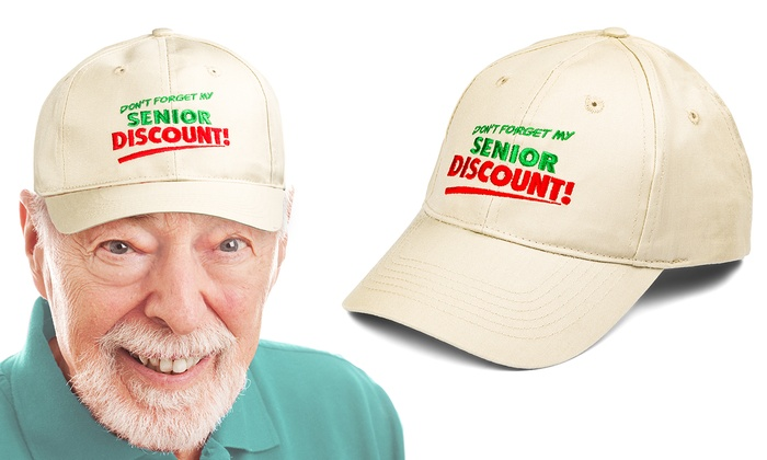 don forget my senior discount baseball cap buy caps london online india