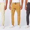 JNCO Men's Twill Cargo Pants