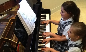 Sant Bell Piano Studios: Up to 53% Off 30-Minute Private Piano Lessons at SantBell Piano Studios