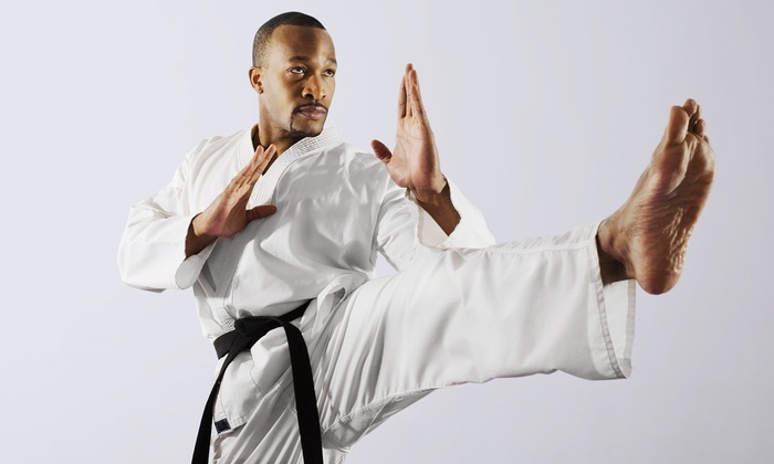 Crabapple Martial Arts Academy - Roswell: Two or Four Weeks of Martial Arts Classes and One Uniform at Crabapple Martial Arts Academy (Up to 78% Off)