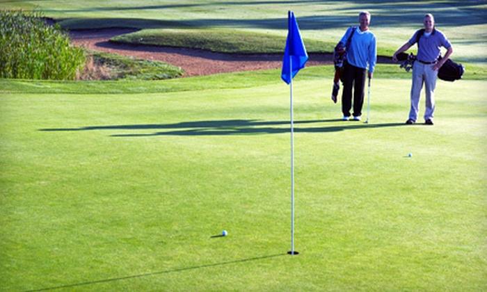 Little Myth Par 3 Golf - Oakland: Nine-Hole Golf Outing for Two or Four at Little Myth Par 3 Golf in Oakland (Up to 53% Off)