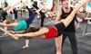 Cardio Barre - Thousand Oaks: $39 for 10 Cardio Barre Fitness Classes ($160 Value)