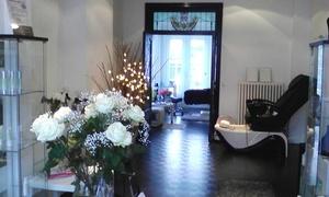 Ysa-Bel: Bain de pieds avec massage assis et pédicure dans l'institut de beauté Ysa-Bel
