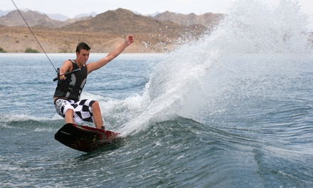 Shredtoberfest Entry for One, Two, or Four on Saturday, September 27 at Hydrous Wake Park (Up to 55% Off)