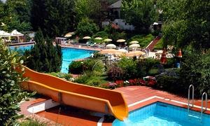 Piscine Club Cuenca: Ingresso al parco acquatico per 2, 4 o 6 persone da Piscine Club Cuenca (sconto fino a 45%)