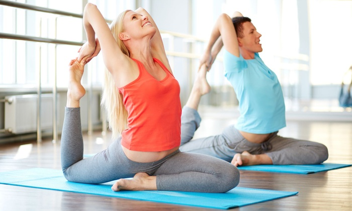 Reflexion Yoga: $29 for One-Year Online Yoga Class Membership from Reflexion Yoga ($58 Value)