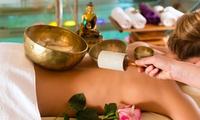 45 min de modelage vibratoire tibétain à 19,90 € chez Viviane Rimbert Massages Sonores Vibratoires